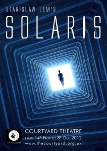 Stage Premiere of Sci-Fi Cult Novel/Film Solaris