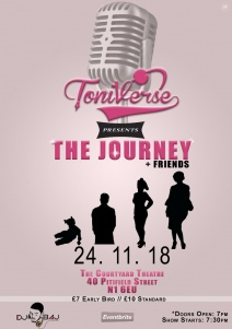 Toni Verse Presents The Journey and Friends