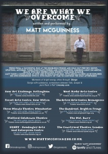 Matt McGuinness and the MLC - We are what we overcome