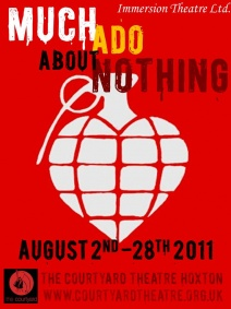 Much Ado About Nothing - The Courtyard Theatre