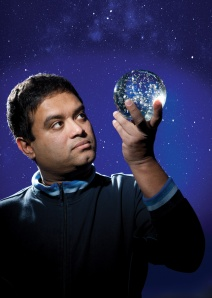 Paul Sinha - Looking at the Stars