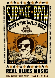 STRANGE BREW FT. EDDY AND THE WILD DICE WITH ADAM BLAKE