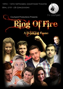 Ring Of Fire: A Drinking Game