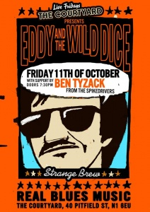 STRANGE BREW #2 FT. EDDY AND THE WILD DICE WITH BEN TYZACK FROM THE SPIKEDRIVERS