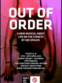 Out of order - A new musical