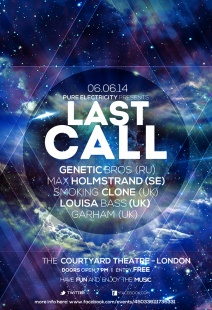 Pure Electricity presents, Last Call.