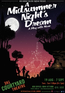 A Midsummer Night's Dream - A Play with Music