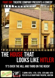 The House That Looks Like Hitler