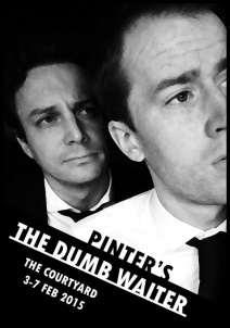 The Dumb Waiter and The Mountain Bluebird DOUBLE BILL