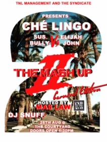 The Mash Up Ft CHE LINGO