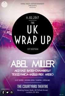 UK WRAP UP: 1ST EDITION