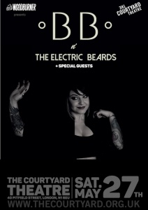 Miss BB and The Electric Beards w. Special Guests